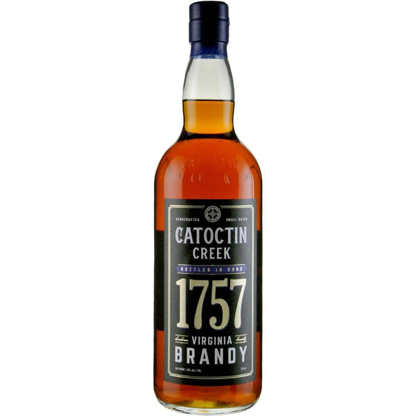 Catoctin Creek 1757 Virginia Bottled in Bond 8 Year Brandy - Available at Wooden Cork