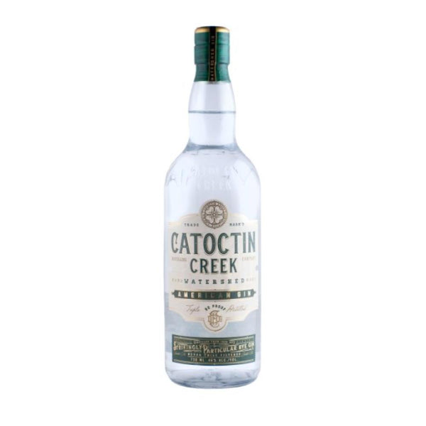 Catoctin Creek Watershed Gin - Available at Wooden Cork