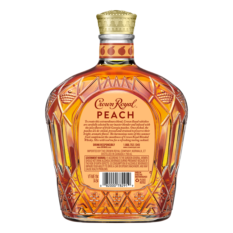 Crown Royal Peach Whisky  by Crown Royal