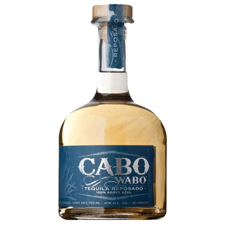 Cabo Wabo Reposado Tequila - Available at Wooden Cork
