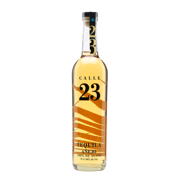 Calle 23 Anejo Tequila - Available at Wooden Cork