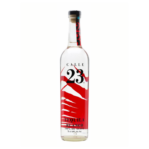 Calle 23 Blanco Tequila - Available at Wooden Cork