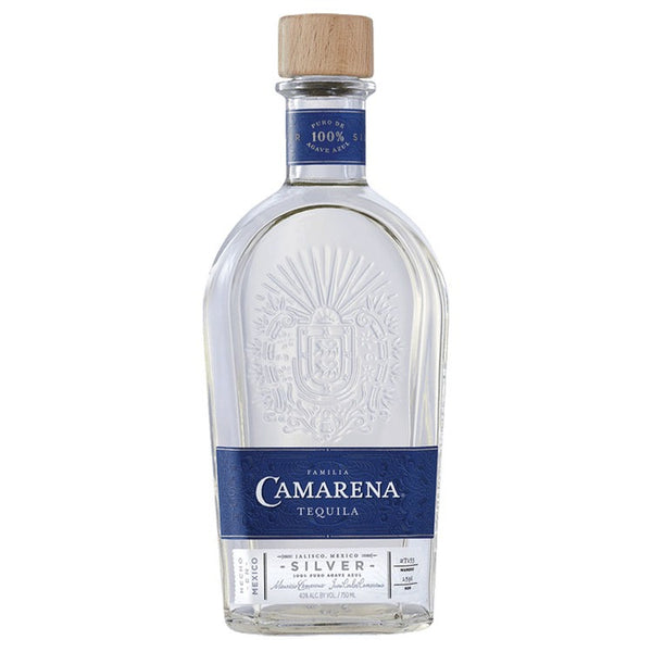 Camarena Tequila Silver - Available at Wooden Cork