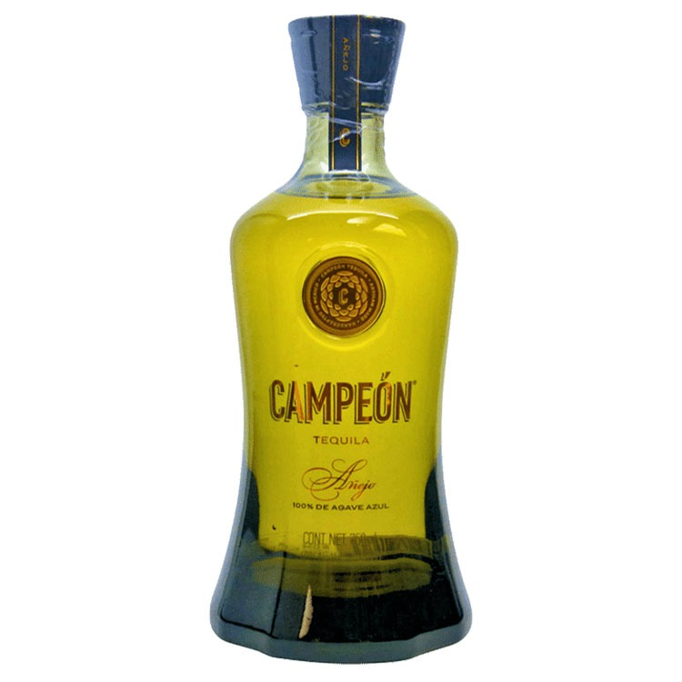 Campeon Anejo Tequila - Available at Wooden Cork