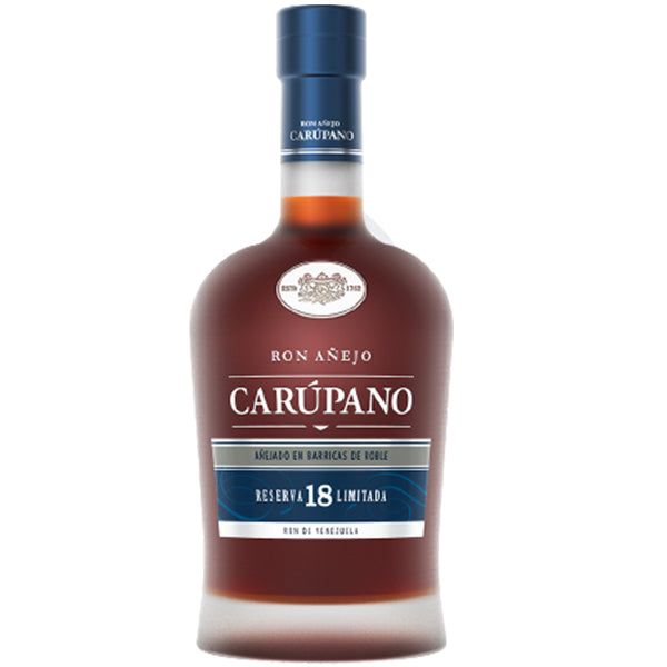 Ron Añejo Carúpano Reserva 18 Limitada Rum - Available at Wooden Cork