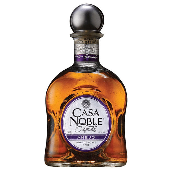 Casa Noble Anejo Tequila - Available at Wooden Cork