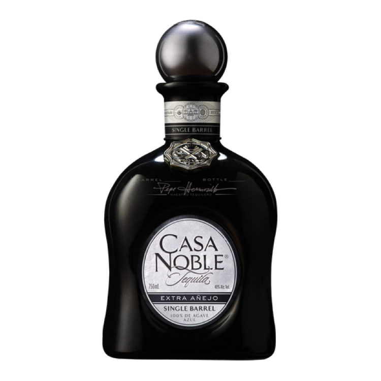 Casa Noble Single Barrel Extra Anejo Tequila - Available at Wooden Cork