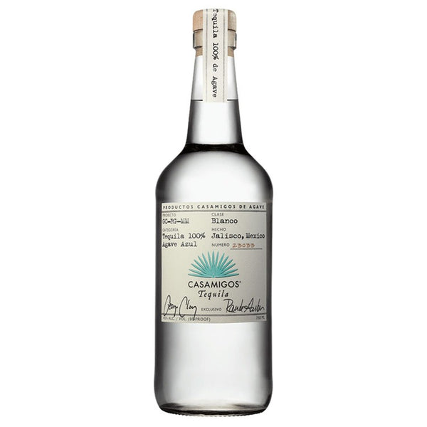 Casamigos Blanco Tequila - Available at Wooden Cork