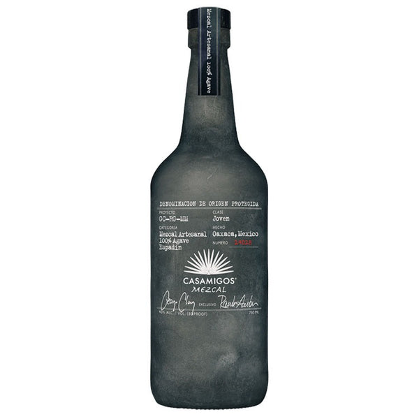 Casamigos Mezcal Joven Tequila - Available at Wooden Cork