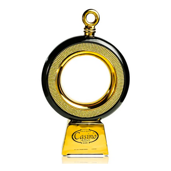 Casino Azul The Gold Ring Tequila Silver - Available at Wooden Cork