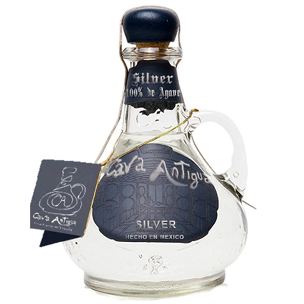 Cava Antigua Silver Tequila - Available at Wooden Cork