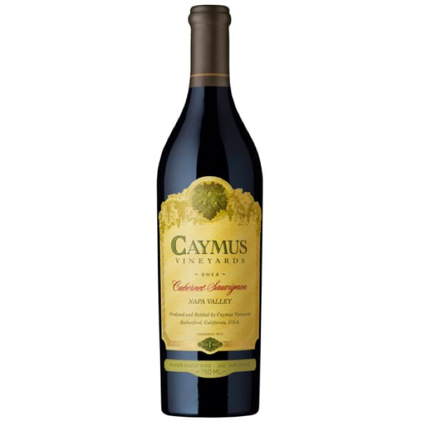 Caymus Vineyards Cabernet Sauvignon Magnum 1.5L - Available at Wooden Cork
