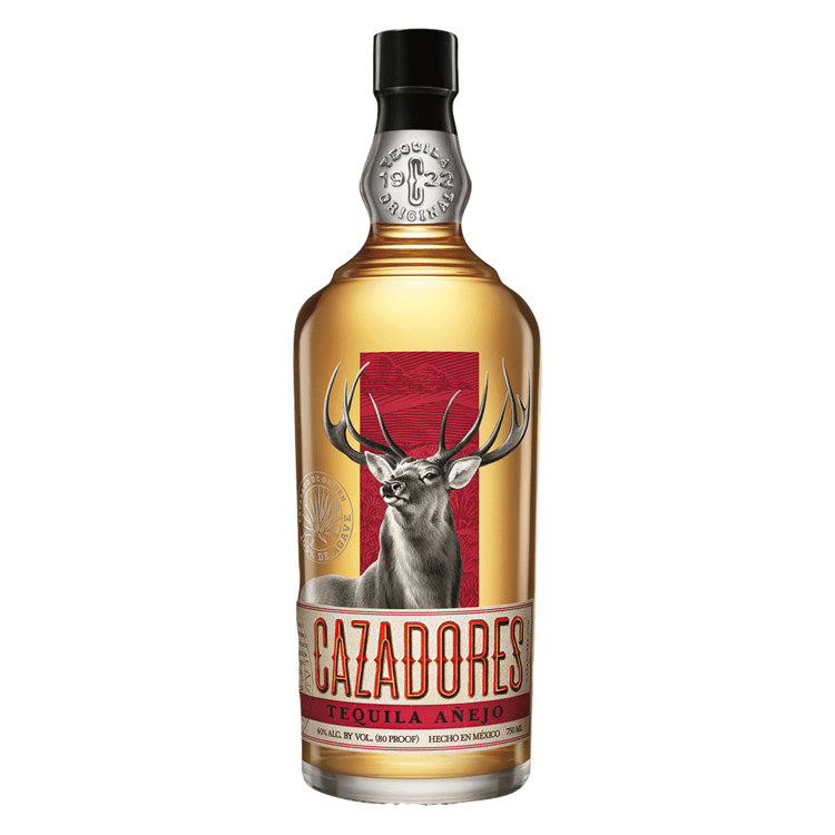 Cazadores Anejo Tequila - Available at Wooden Cork