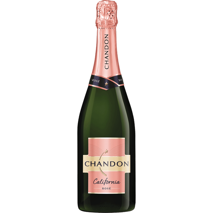 Chandon Rose Sparkling Wine - Available at Wooden Cork