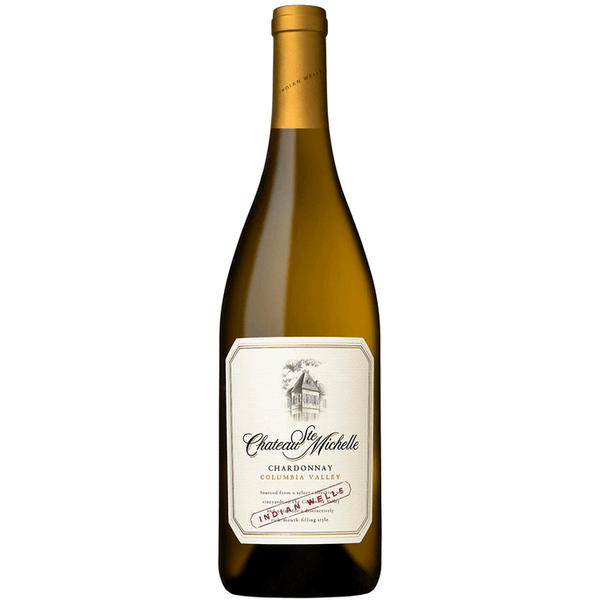 Chateau Ste Michelle Indian Wells Chardonnay - Available at Wooden Cork