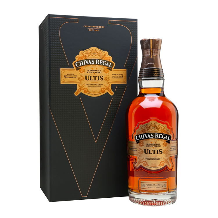 Chivas Regal Ultis - Available at Wooden Cork
