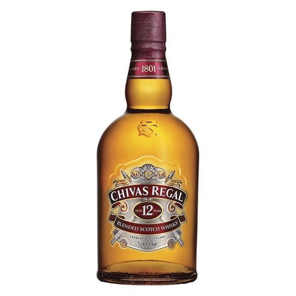 Chivas Regal - Available at Wooden Cork