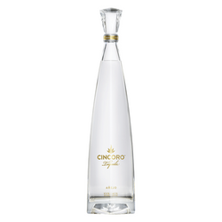 Cincoro Blanco Tequila - Available at Wooden Cork