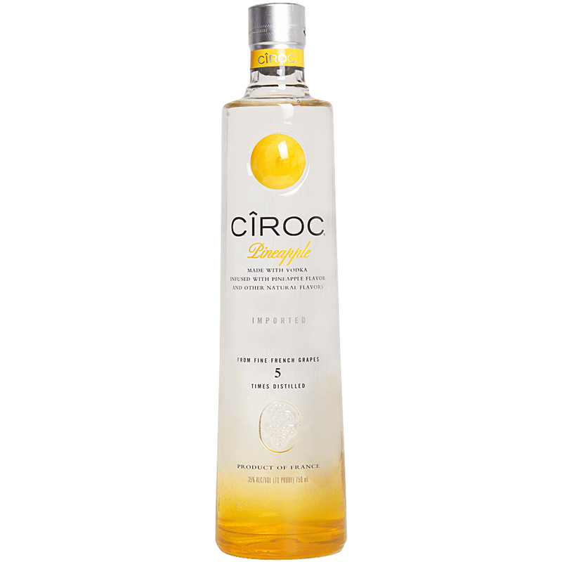 Ciroc Pineapple Vodka - Available at Wooden Cork