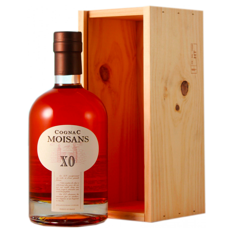 Cognac Moisans X.O. - Available at Wooden Cork