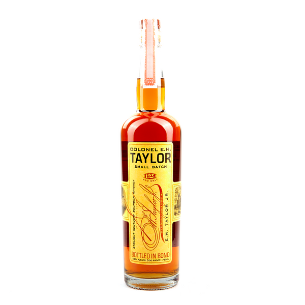 Colonel E.H. Taylor Small Batch - Available at Wooden Cork