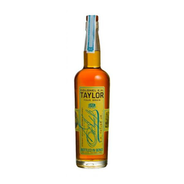 Colonel E.H. Taylor Four Grain Bourbon Whiskey - Available at Wooden Cork