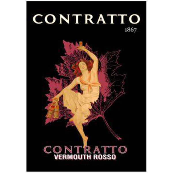Contratto Vermouth Rosso - Available at Wooden Cork