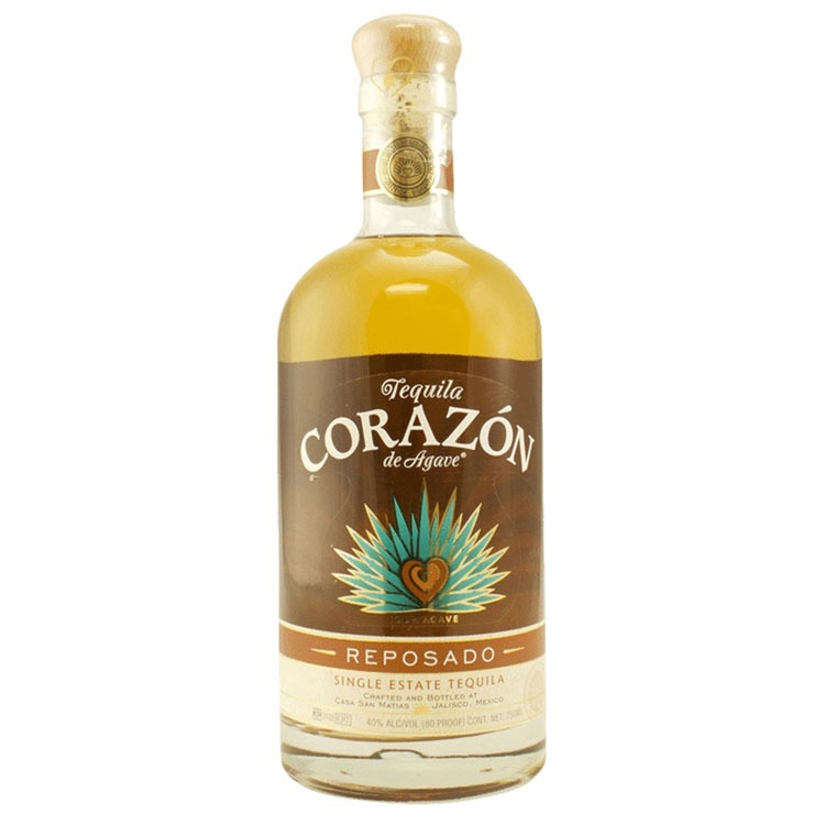 Corazon De Agave Reposado Tequila - Available at Wooden Cork