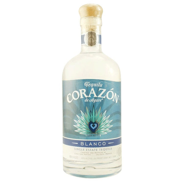 Corazon Blanco Tequila - Available at Wooden Cork