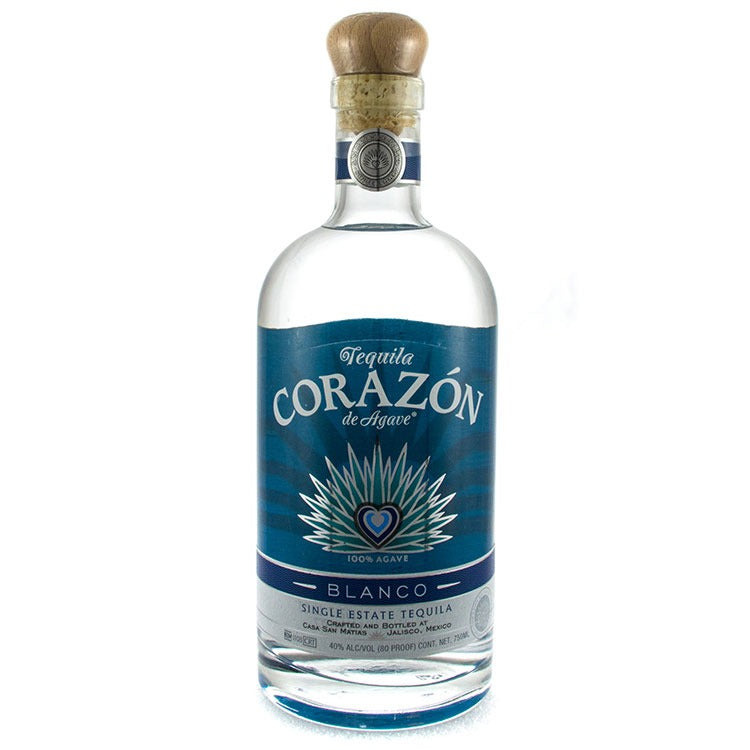 Tequila Corazon De Agave Tequila - Available at Wooden Cork