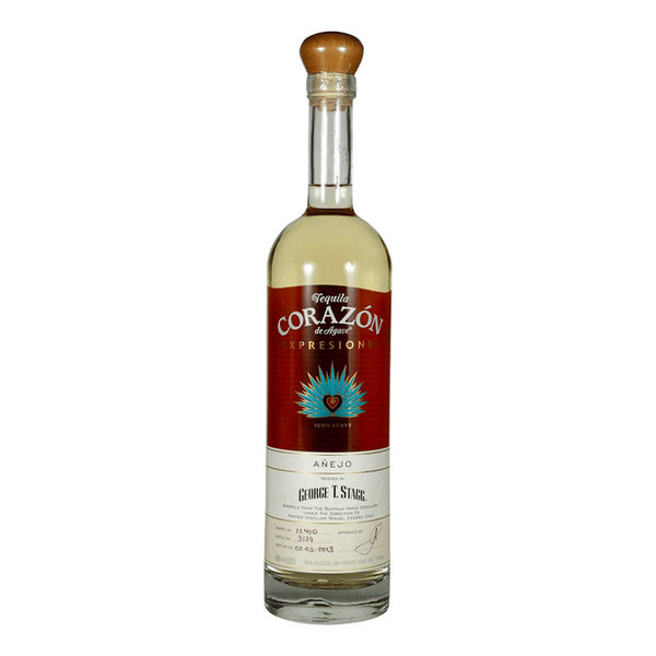 Corazon George T Stagg Anejo Expresiones Tequila - Available at Wooden Cork