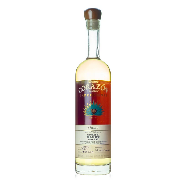 Corazon Thomas H. Handy Anejo Expresiones Tequila - Available at Wooden Cork