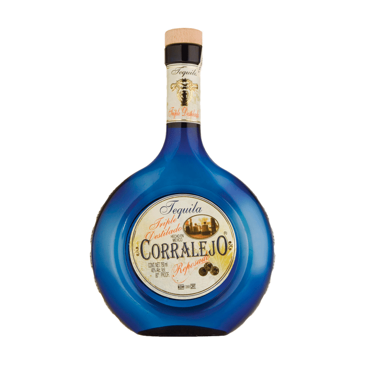 Corralejo Triple Dist Reposado Teq Tequila - Available at Wooden Cork