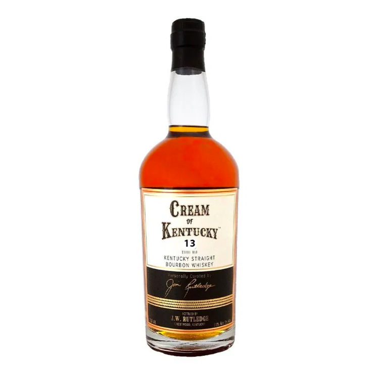 Cream of Kentucky 13 Year Old Bourbon Whiskey - Available at Wooden Cork