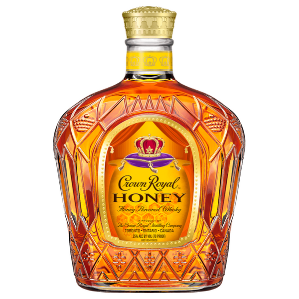 Crown Royal Honey - Available at Wooden Cork