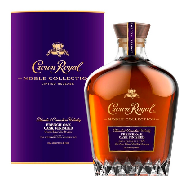 Crown Royal Noble Collection French Oak Cask Finished - Available at Wooden Cork