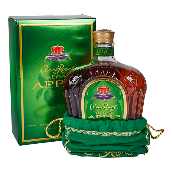 Crown Royal Regal Apple Whisky - Available at Wooden Cork