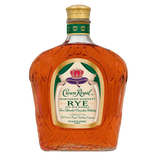 Crown Royal Northern Harvest Rye - Available at Wooden Cork