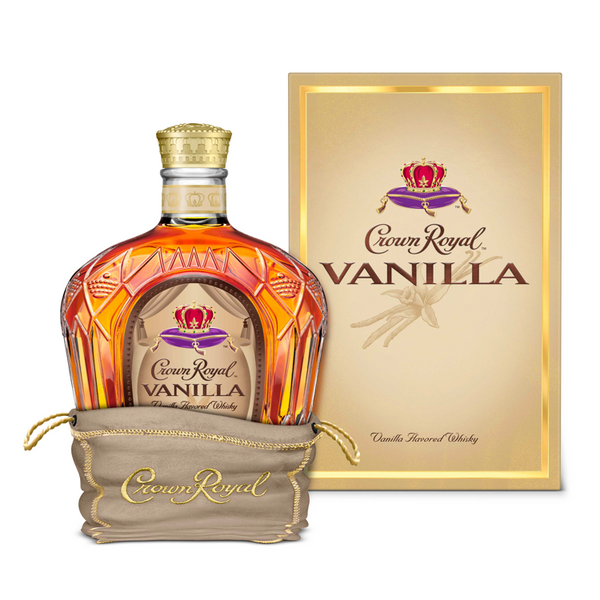 Crown Royal Vanilla Whisky - Available at Wooden Cork