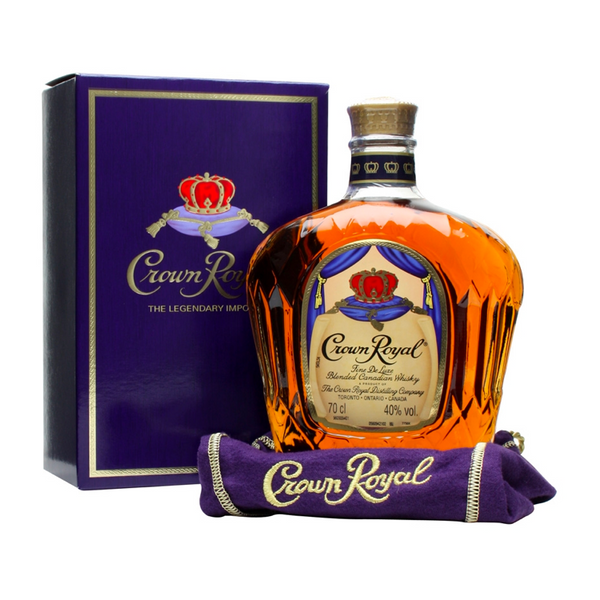 Crown Royal Canadian Whisky - Available at Wooden Cork