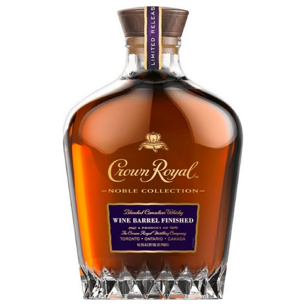 Crown Royal Noble Collection Wine Barrel Finished - Available at Wooden Cork