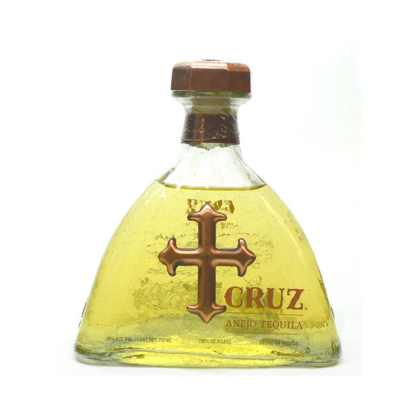 Cruz Anejo Tequila - Available at Wooden Cork