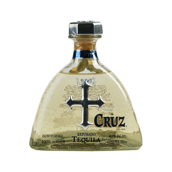Cruz Reposado Tequila - Available at Wooden Cork