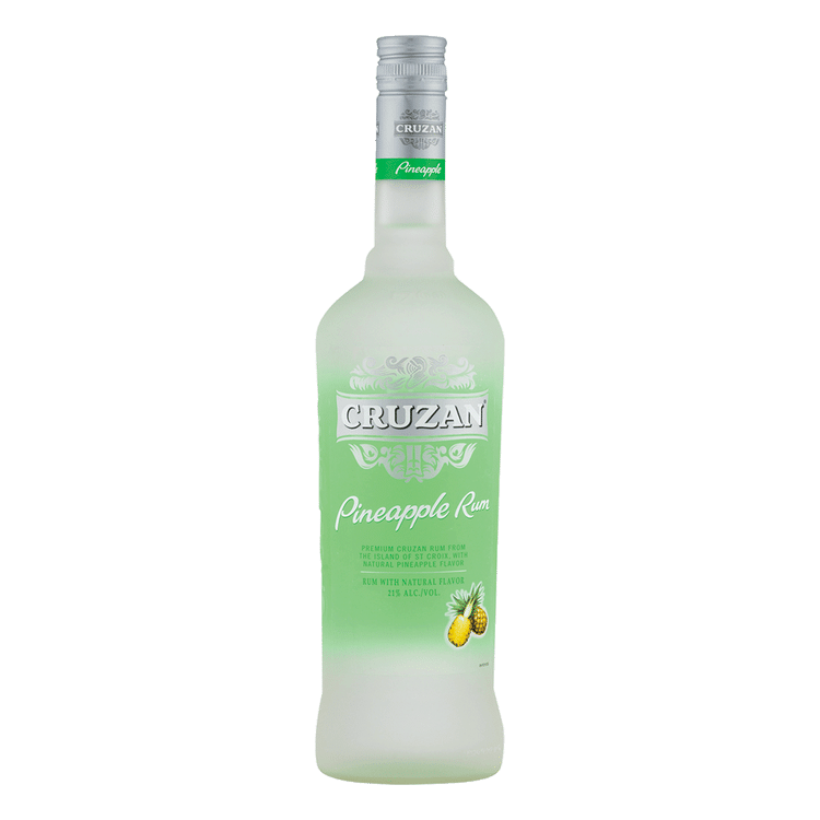 Cruzan Pineapple Rum - Available at Wooden Cork
