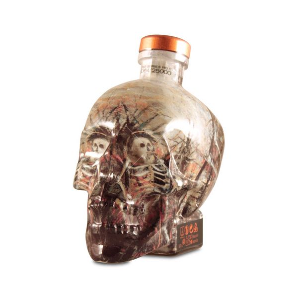 Crystal Head Vodka John Alexander Series - Available at Wooden Cork