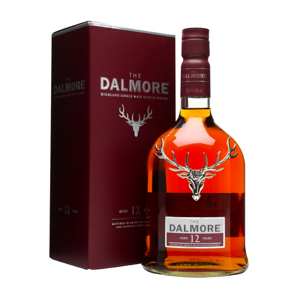 Dalmore 12 Year Old - Available at Wooden Cork