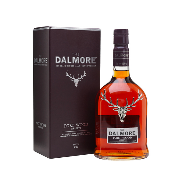 Dalmore Port Wood Reserve - Available at Wooden Cork