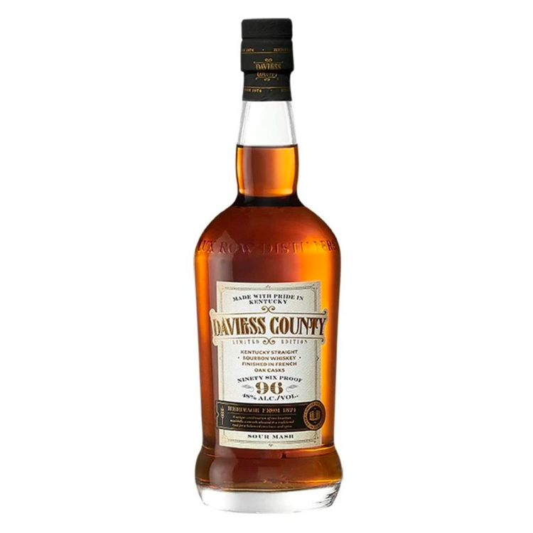 Daviess County French Oak Cask Finish Bourbon - Available at Wooden Cork