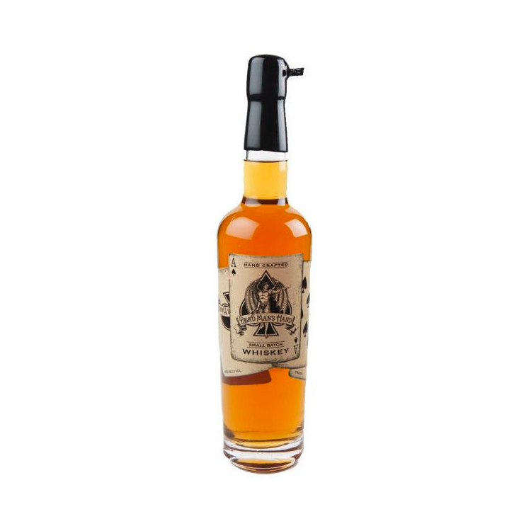 Dead Man's Hand Small Batch Whiskey - Available at Wooden Cork