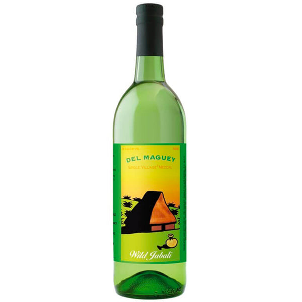 Del Maguey Wild Jabali Mezcal Tequila - Available at Wooden Cork